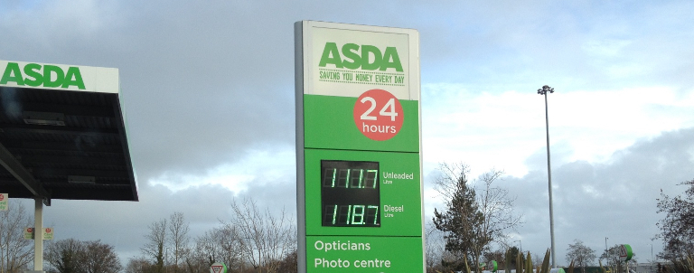 ASDA fuel price cut, did other petrol retailers follow?