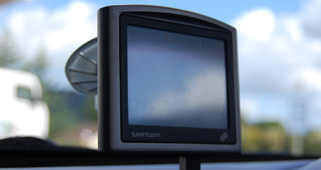 Is your satnav illegal? Police reveal the only location where you should put it