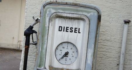 Number of diesel cars on UK roads at record levels