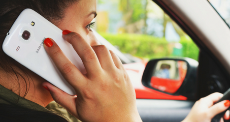 AI technology to catch motorists on the phone while driving