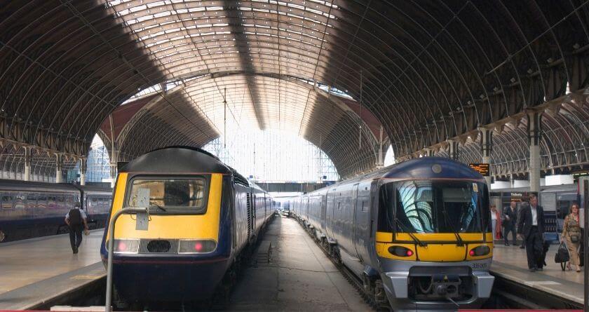 Road vs rail; the routes where it's cheaper to drive