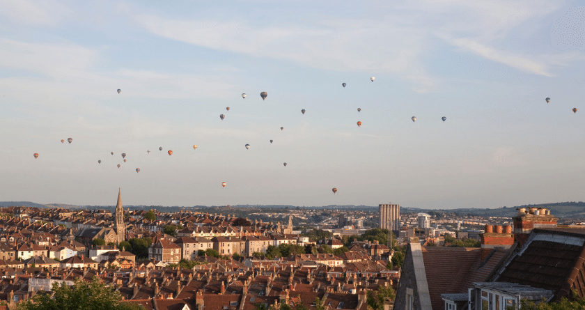 Bristol could ban cars for eight hours a day