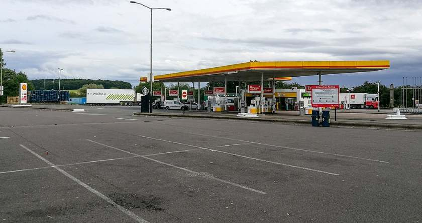 Motorway service stations charge up to 37p a litre more than stations less than 3 miles away