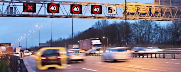 Smart motorways safer without hard shoulders claims Highways England