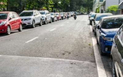 New app allows people to report illegally parked cars and make money