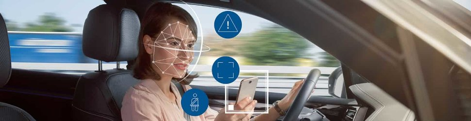 "Distracted drivers targeted by AI ""Interior Monitoring System"" arriving in 2022"