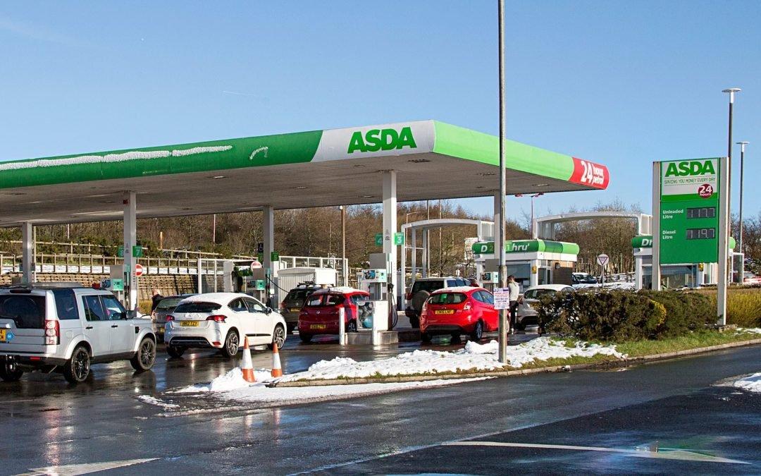 ASDA cuts petrol and diesel prices before second lockdown