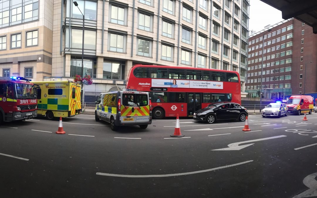 Top paramedic warns, new cycle lanes are slowing ambulances down in traffic jams