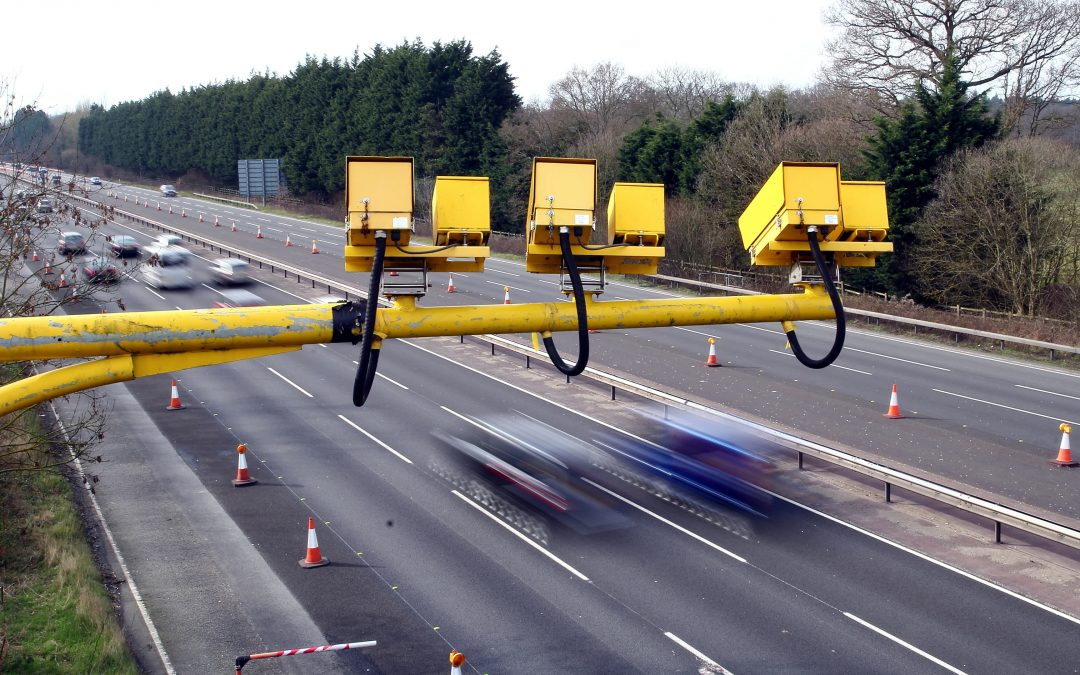 Speeding up by 7% during first lockdown claims Department of Transport