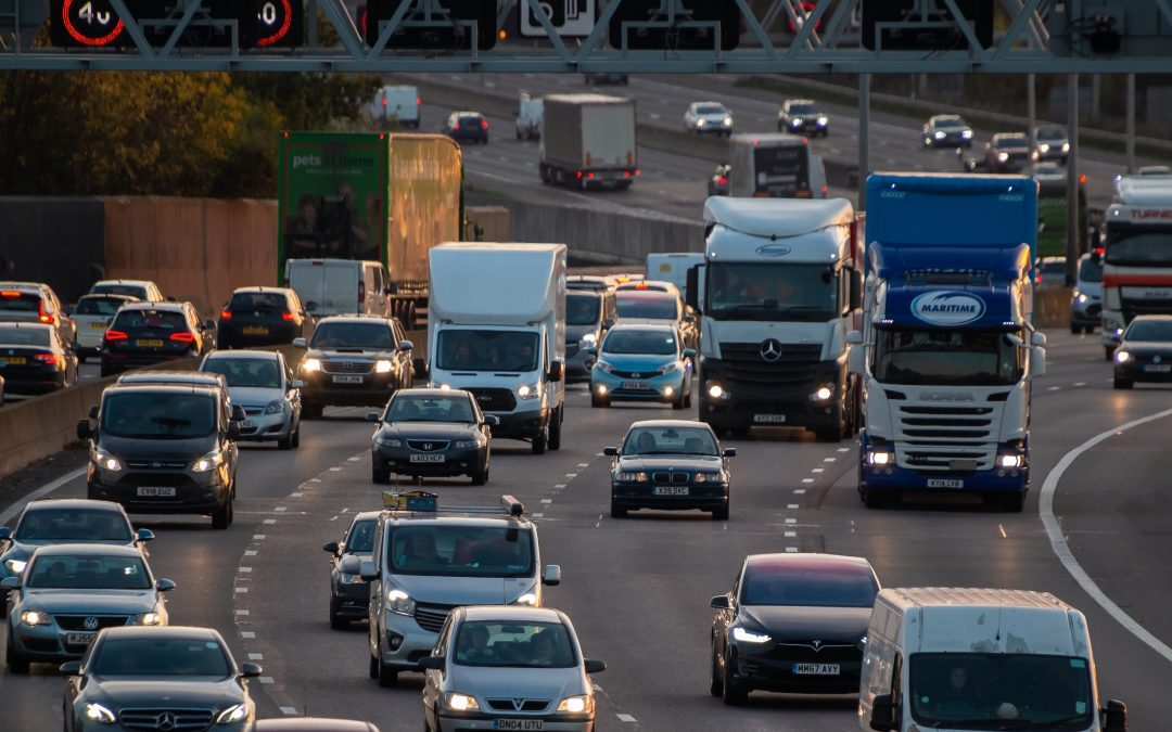 New cameras catch 26,000 M1 tailgaters in just two months