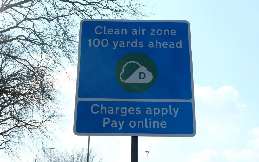 Pay to pass: clean air zone charges too high for most motorists