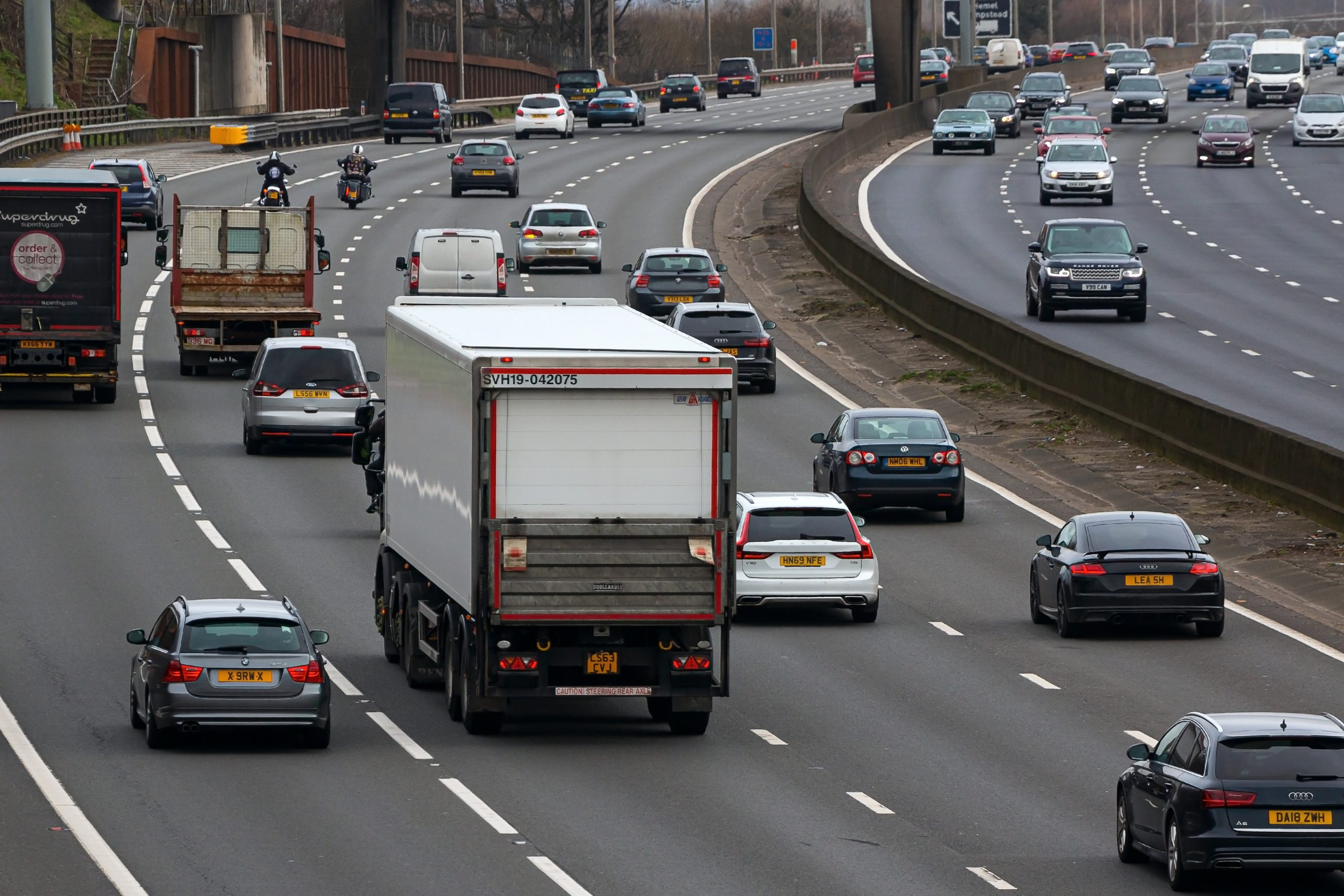 Motorists to blame for misunderstanding smart motorways