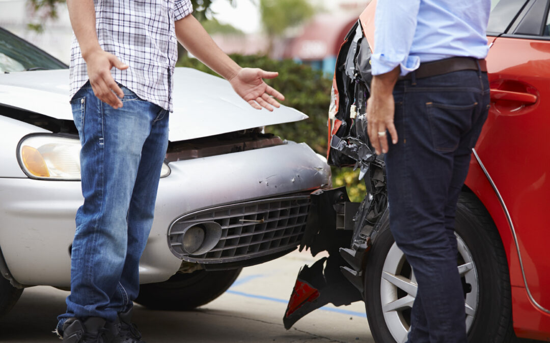 'Crash for cash' scams on the rise, Insurance Fraud Bureau claims